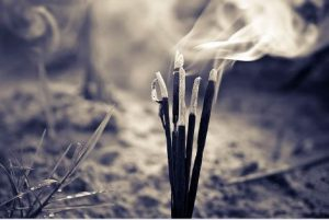 Incense against witchcraft attacks