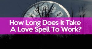 How long does it take for a spell to manifest
