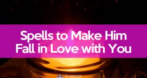 Spells to make him fall in love