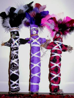 How To Make A Voodoo Doll Easy
