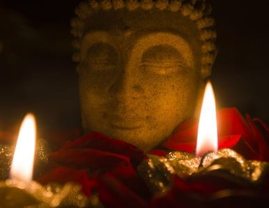 Candle ritual for health