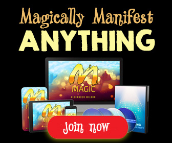 Magically Manifest Anythin
