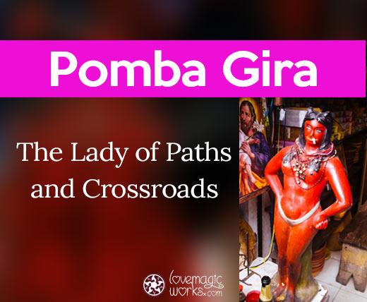 Pomba Gira prayer