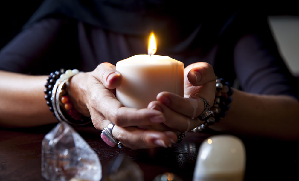 White Magic Witchcraft Spells for Good Luck, Protection and Good Fortune